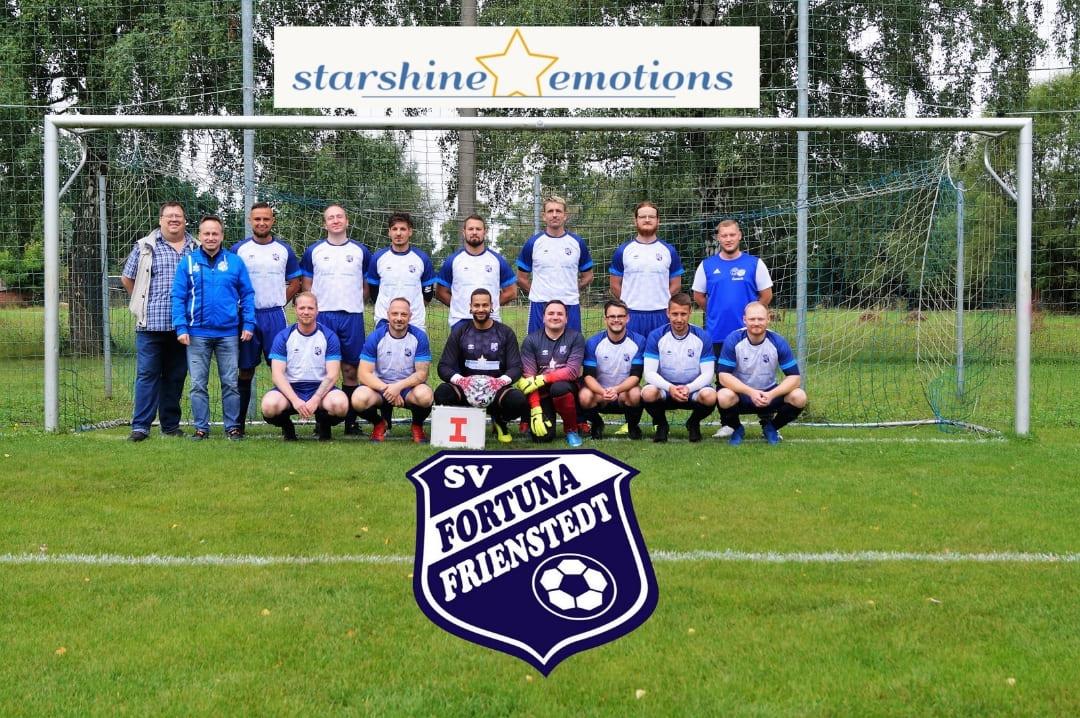 Fußball Erfurt Herren Mannschaft Fortuna Frienstedt