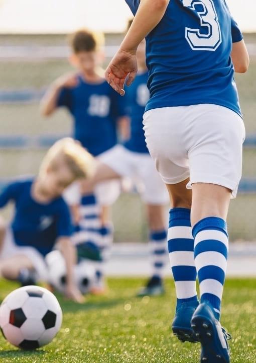 Fußball in Erfurt und Umgebung für Kinder
