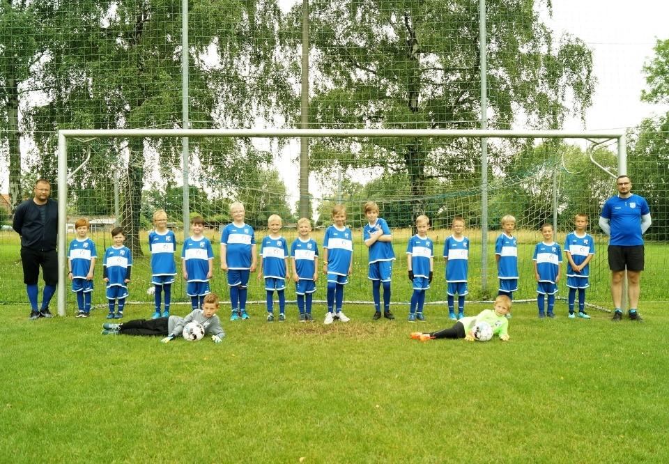 Kinder Fußball Erfurt Kindermannschaft Fortuna Frienstedt